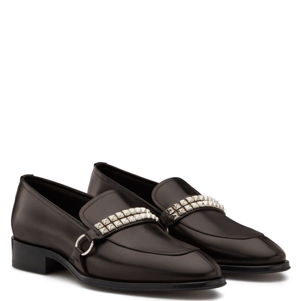 ANGELES - Brown - Loafers