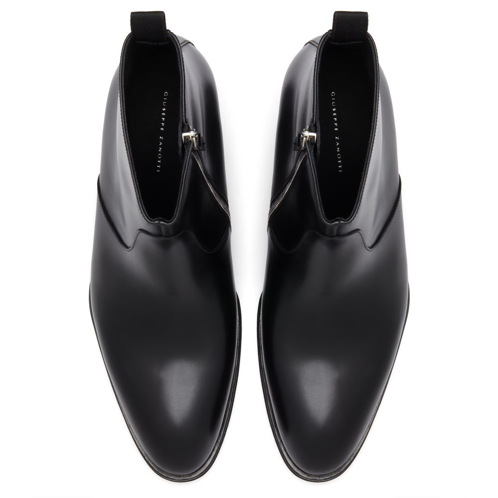 ABBEY - Black - Boots