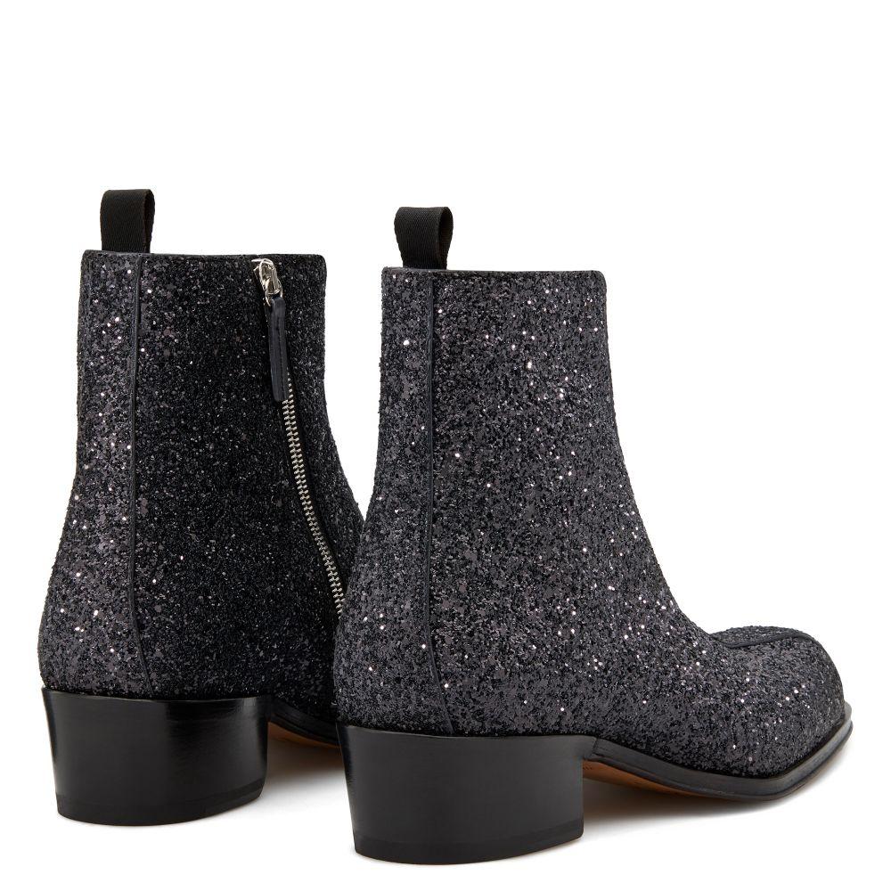 NEW YORK GLITTER - Black - Boots