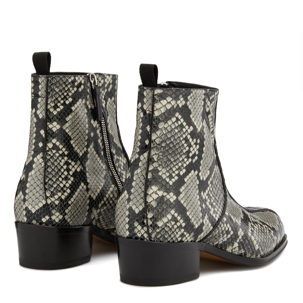 NEW YORK  DOUBLE - Multicolor - Boots