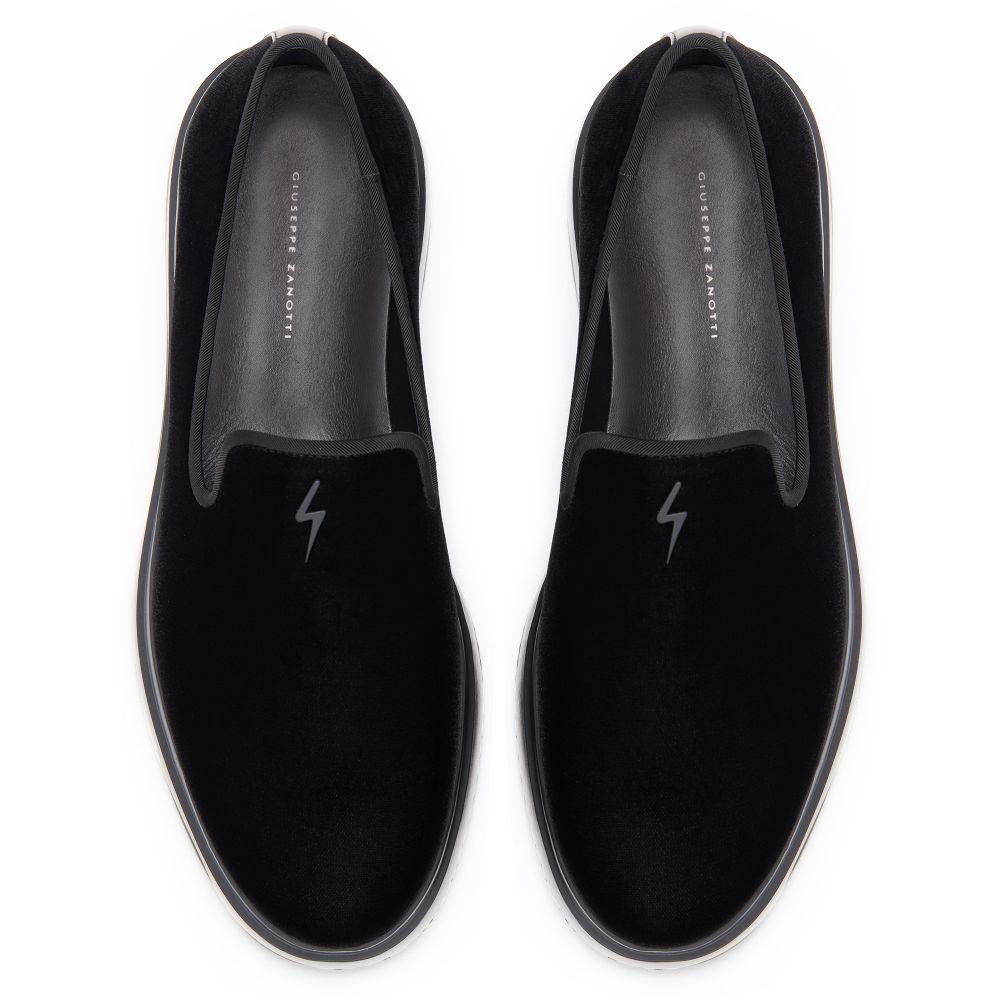 CLEM - Black - Loafers