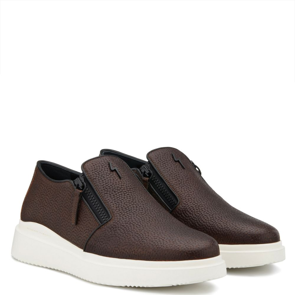 DAWSON - Brown - Loafers