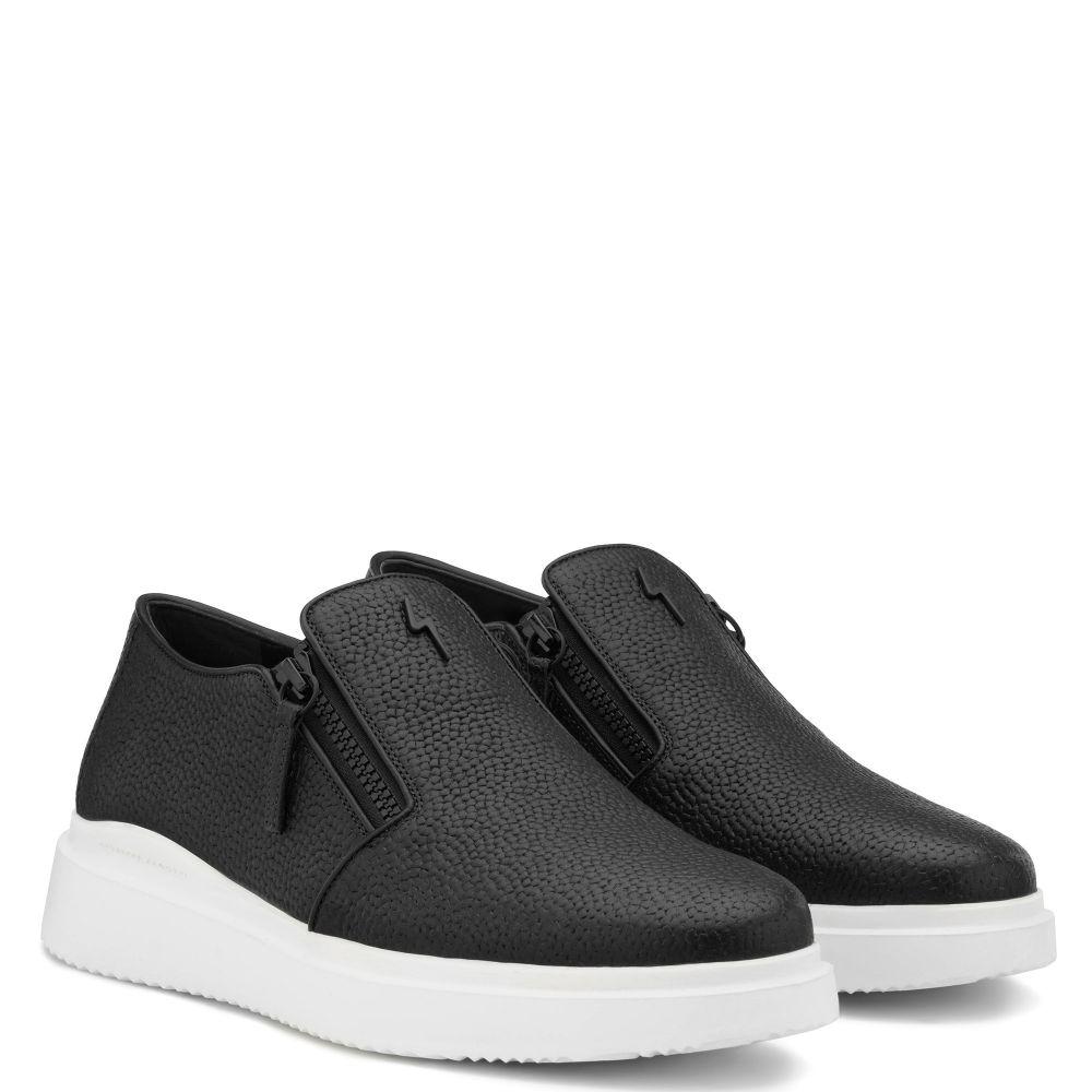 DAWSON - Black - Loafers