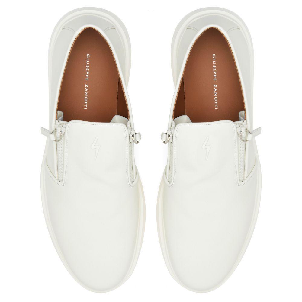 DAWSON - White - Loafers