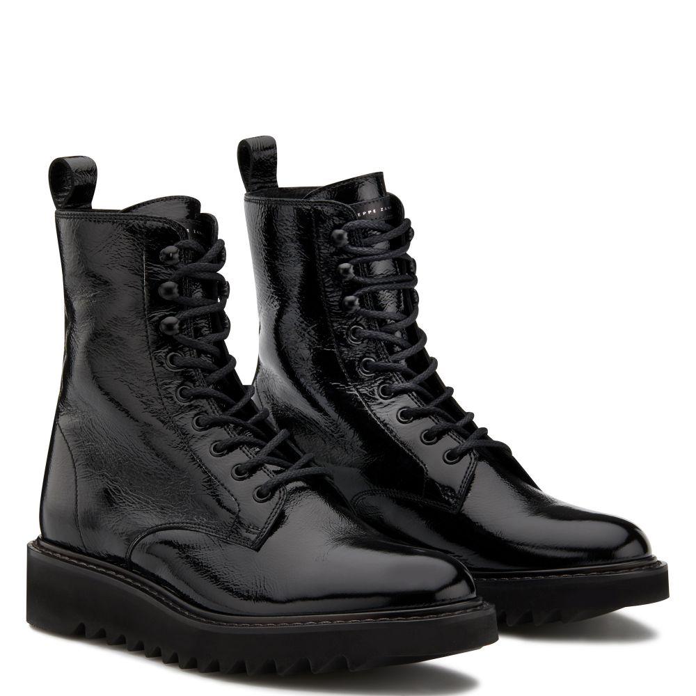 BASSLINE - Black - Boots