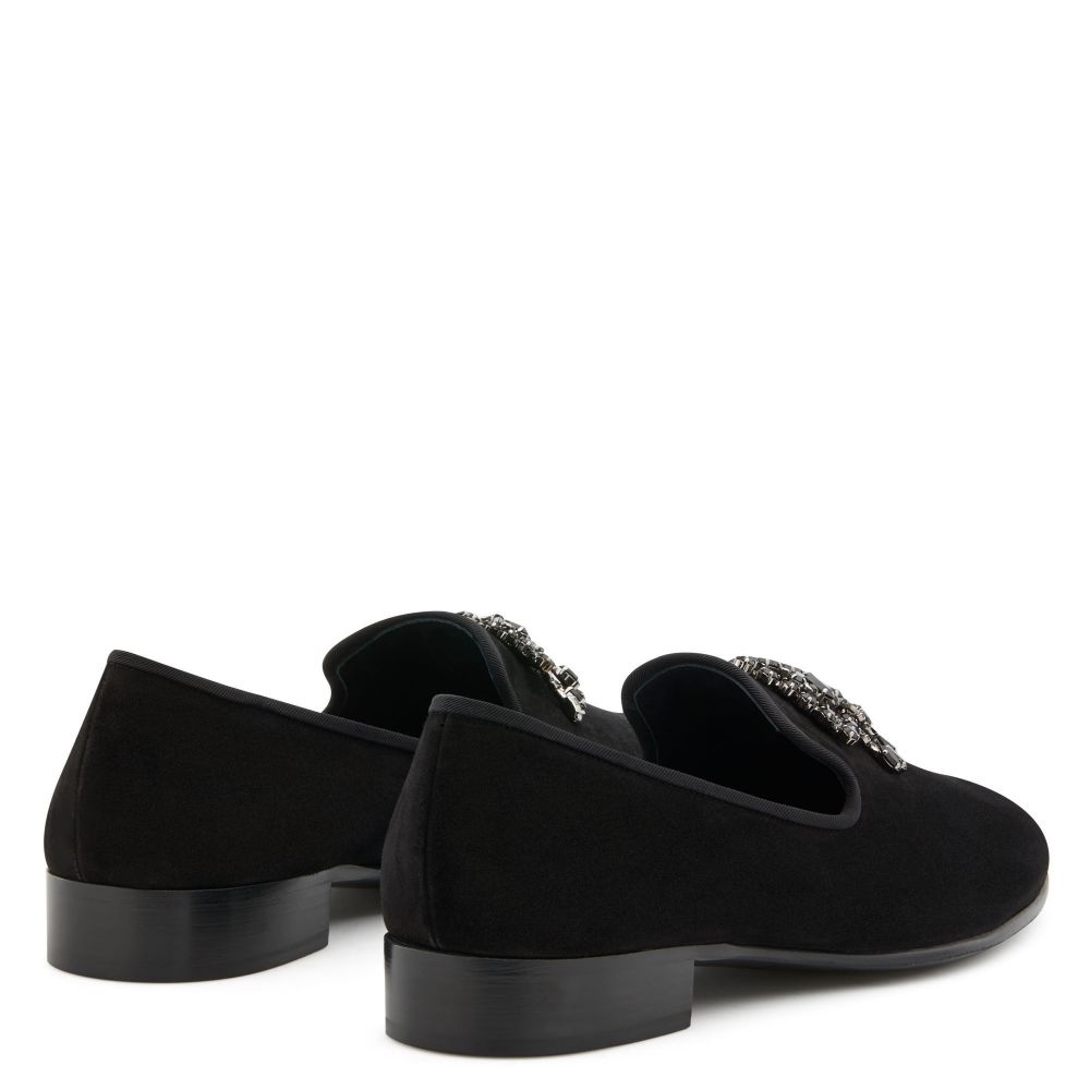 ROLAND - Black - Loafers