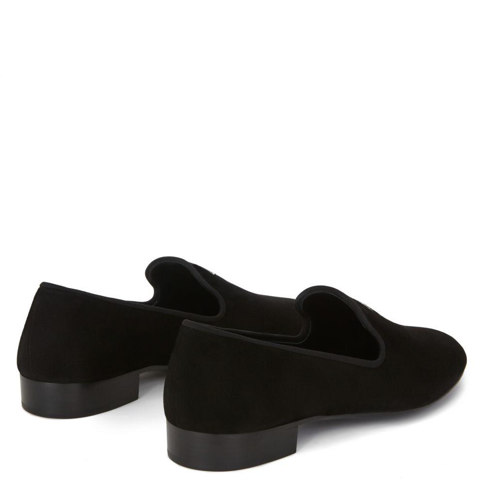 G-FLASH - Black - Loafers