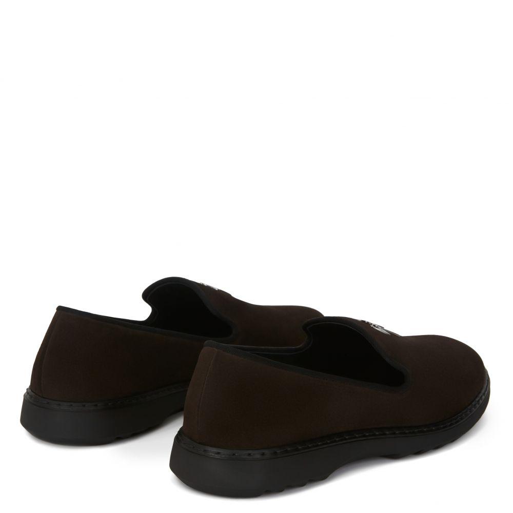 KEVIN - Black - Loafers
