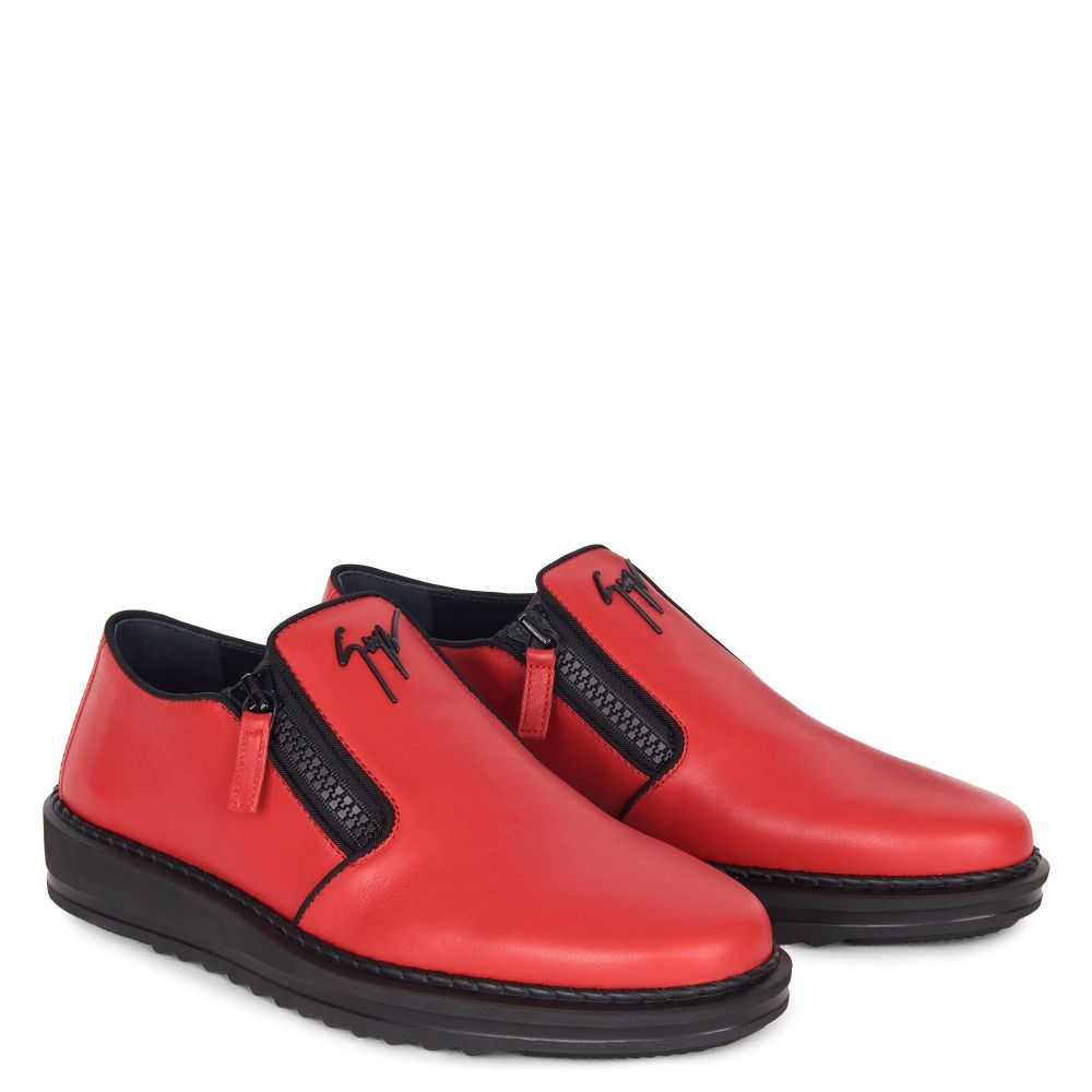 COOPER - Red - Loafers