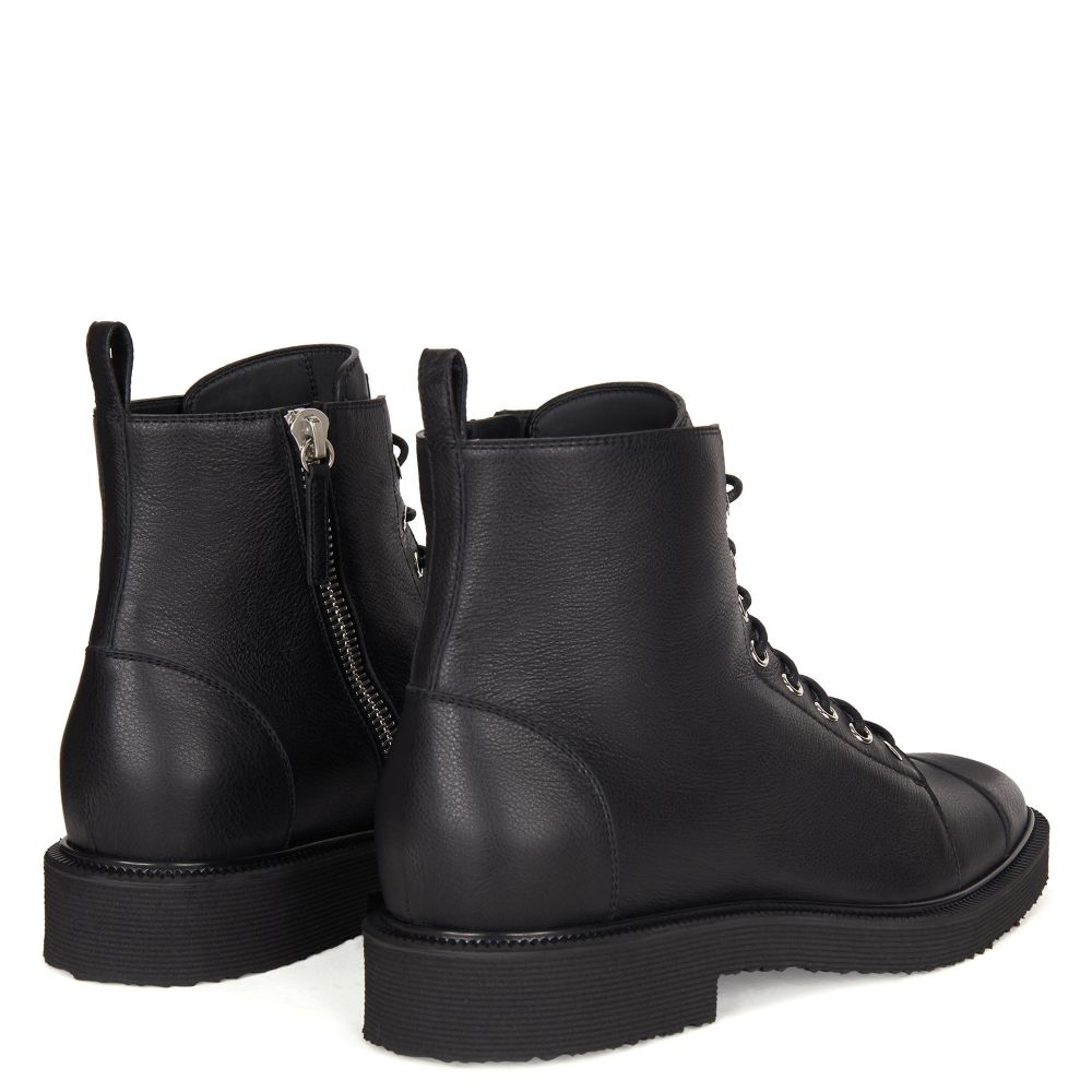 BALDWIN - Black - Boots