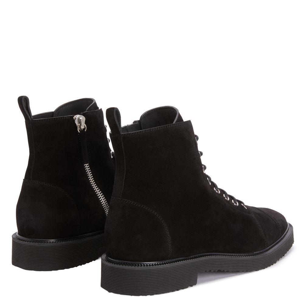 BALDWIN - Black - Boots