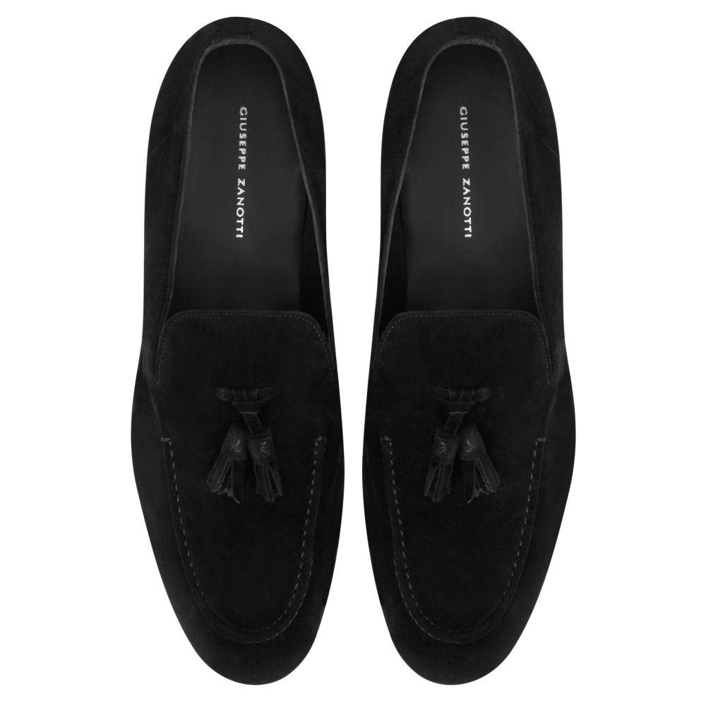 INIGO - Black - Loafers