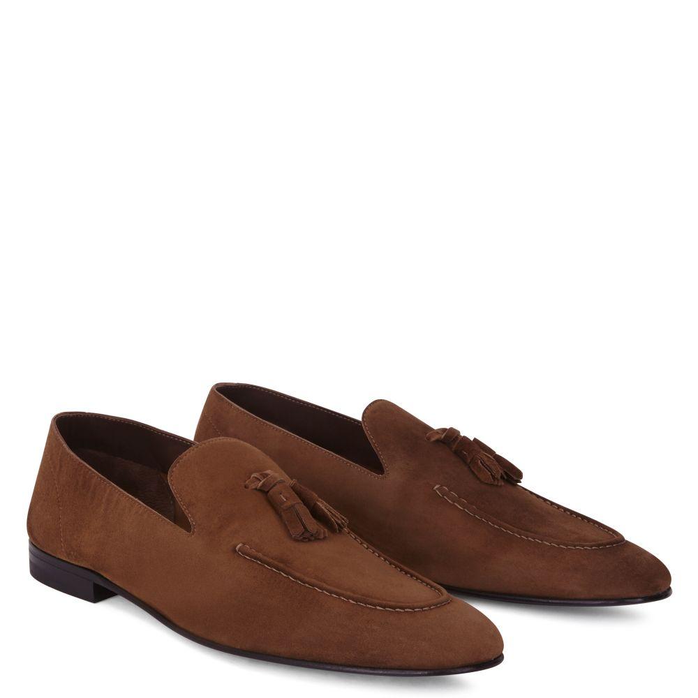 INIGO - Brown - Loafers