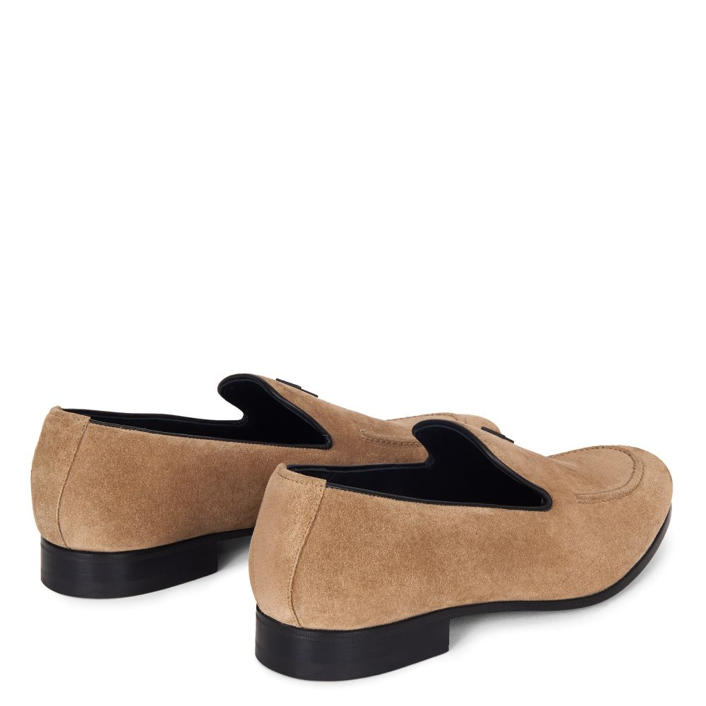 G-FLASH - Beige - Loafers