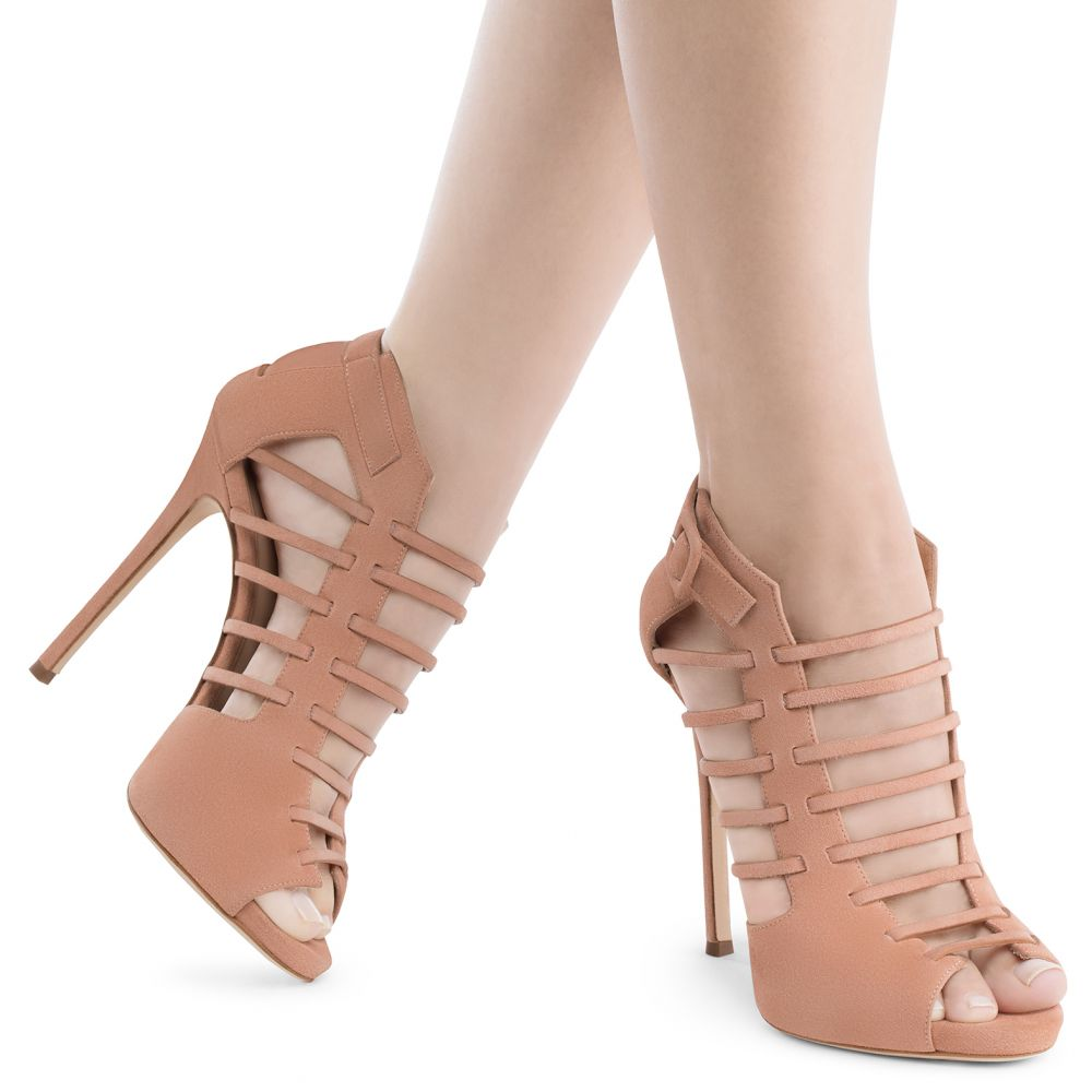 JEN - Pink - Boots
