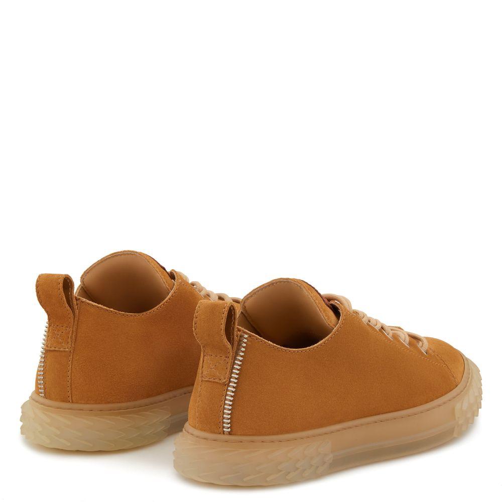 BLABBER JELLYFISH - Brown - Low top sneakers