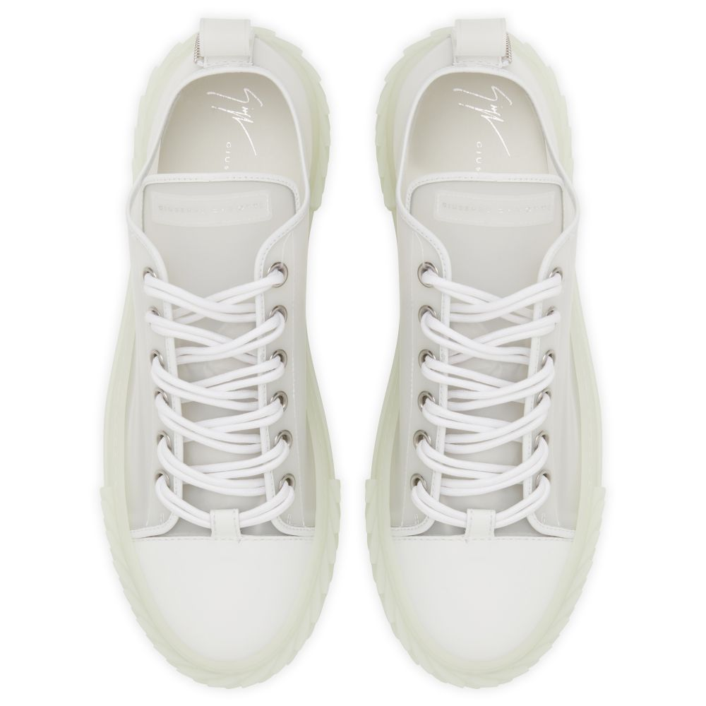 BLABBER JELLYFISH - White - Low top sneakers