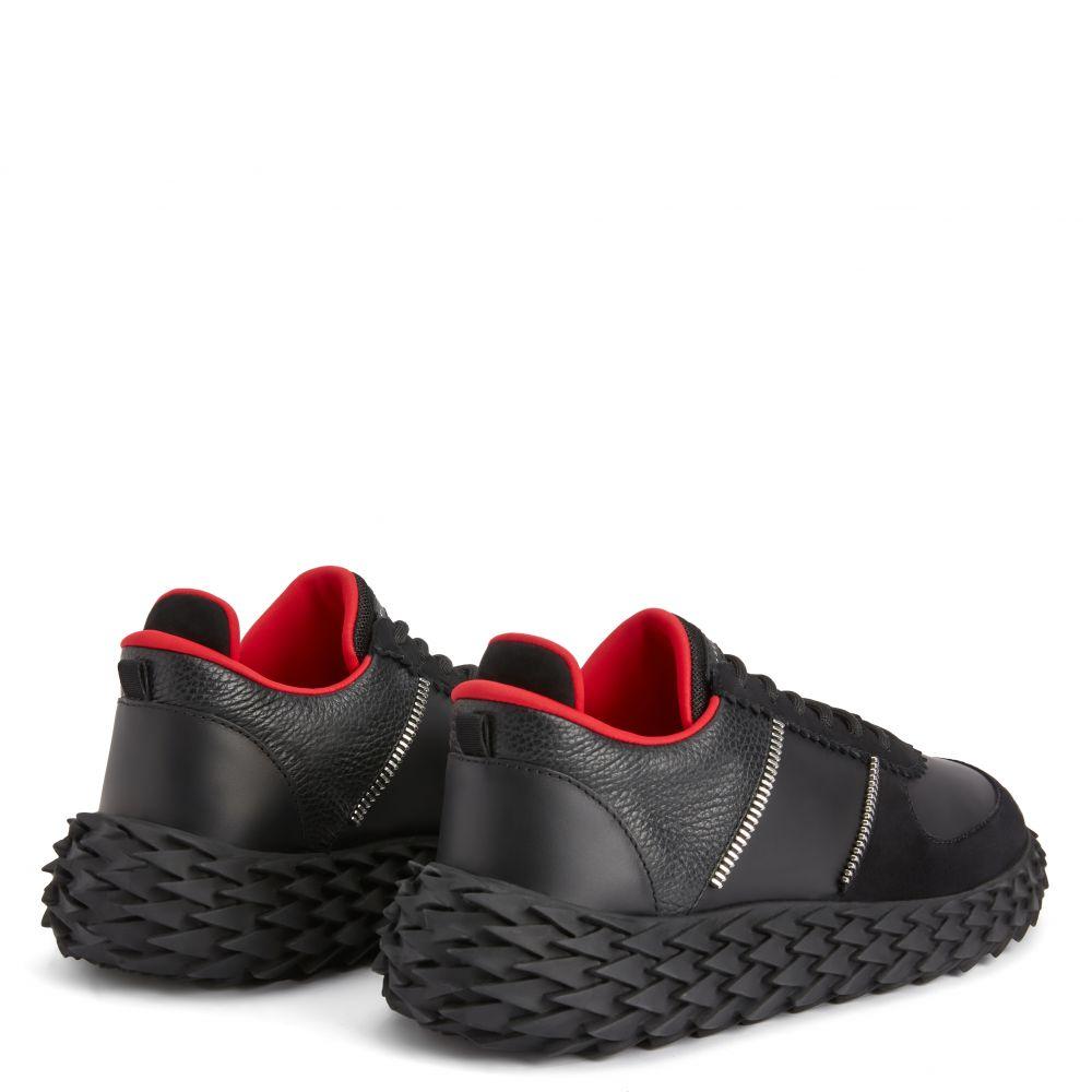 URCHIN - Nero - Sneaker basse