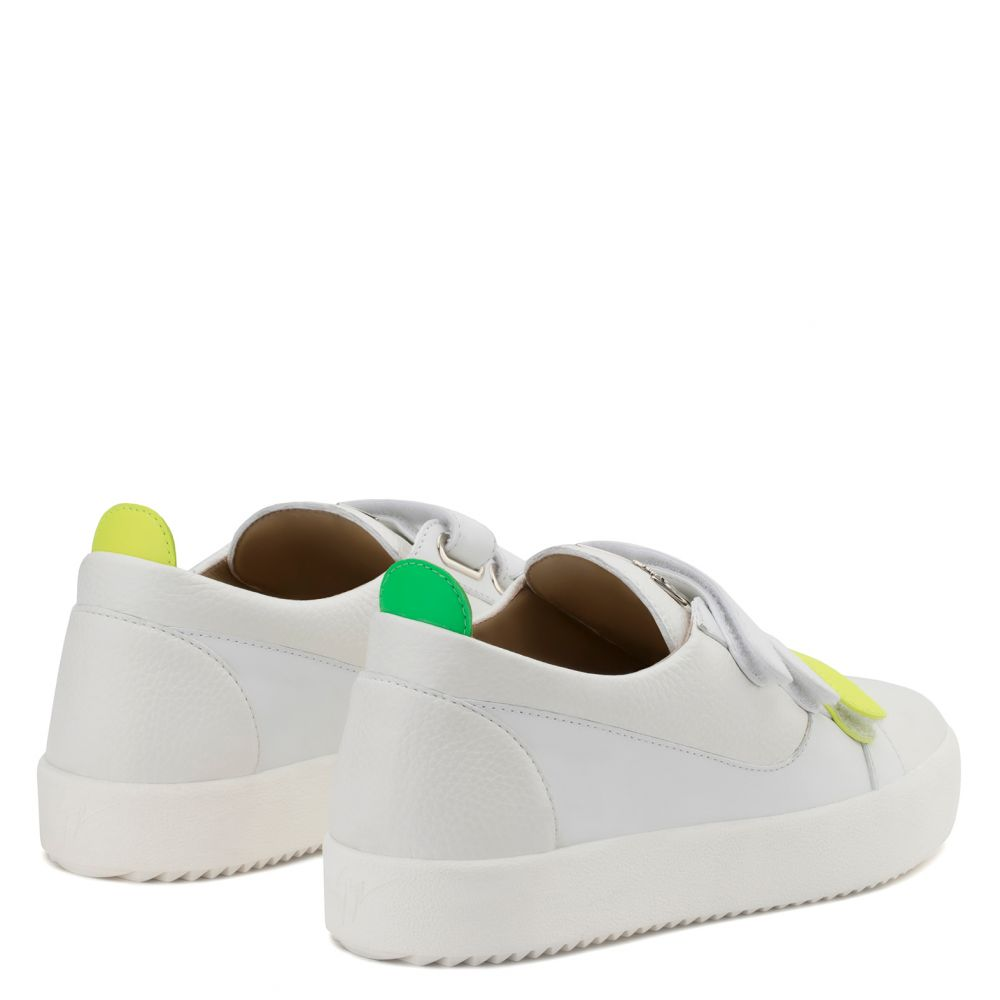 JODY - White - Low top sneakers