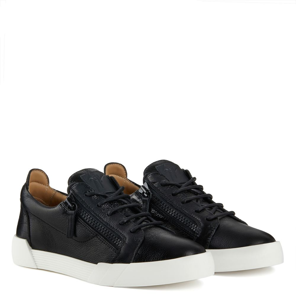 THE SHARK 5.0 LOW - BLack - Low top sneakers