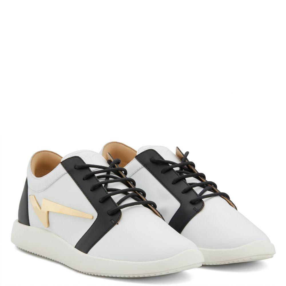 FLASH RUNNER - Blanc - Sneakers basses