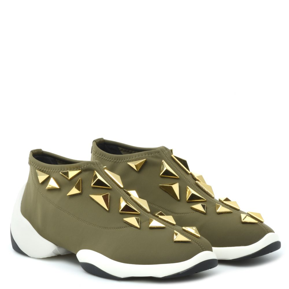 LIGHT JUMP LT3 - Green - Low top sneakers