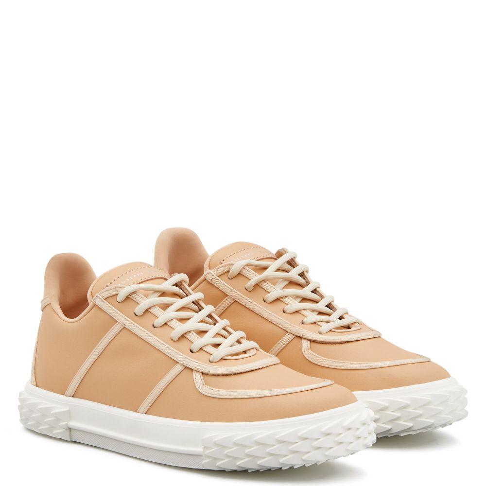 BLABBER - Pink - Low top sneakers