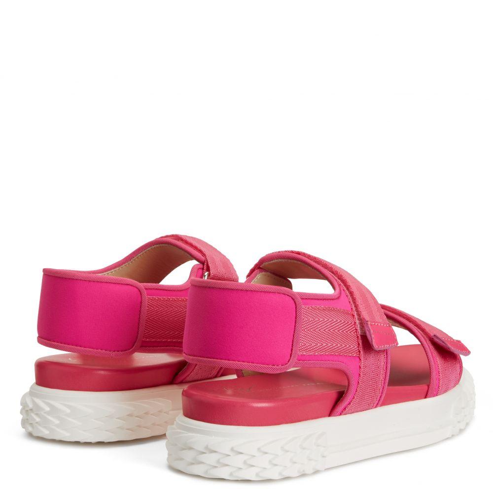 BLABBER GUMMY - Pink - Flats