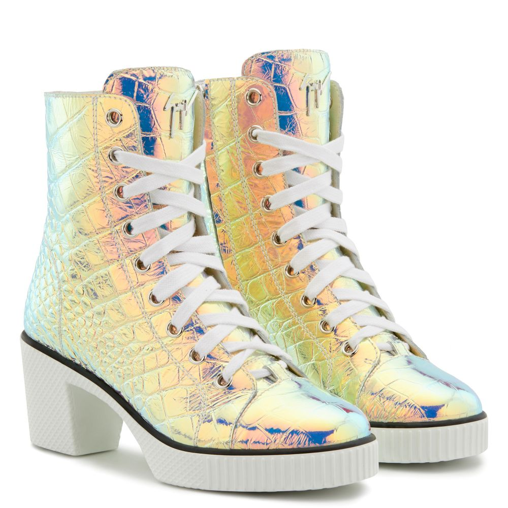 NIDIR - Multicolour - Sneaker alte