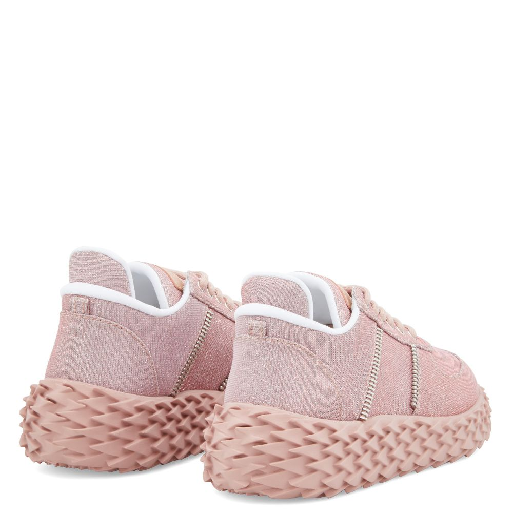 URCHIN - Pink - Low top sneakers