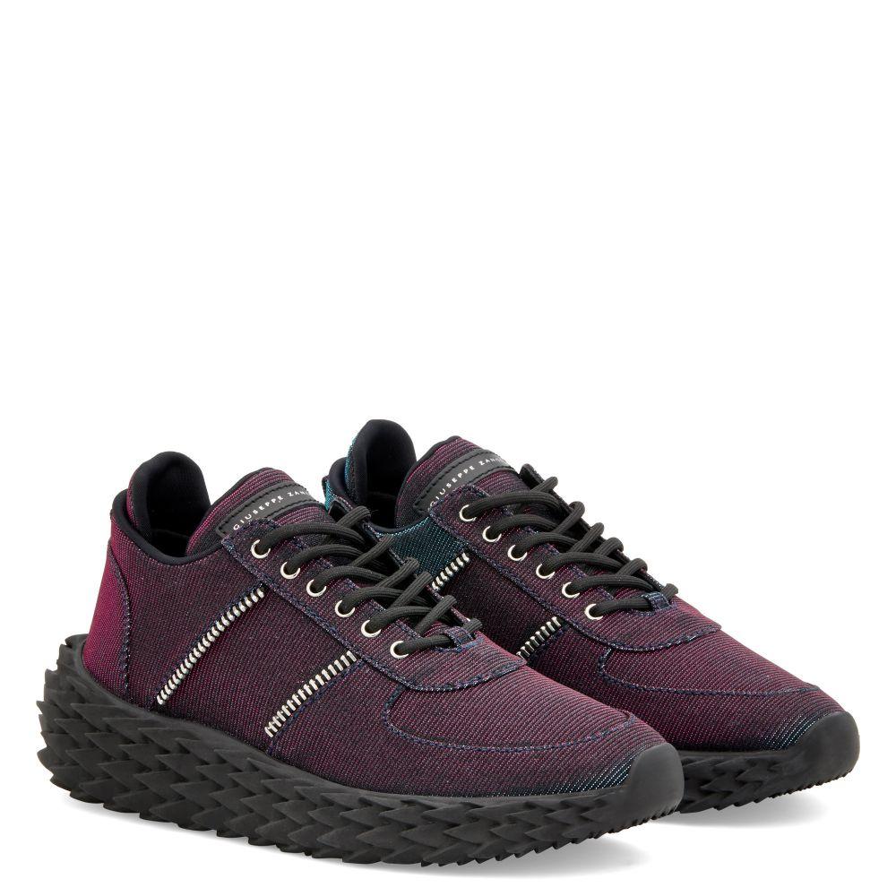 URCHIN - Blue - Low top sneakers