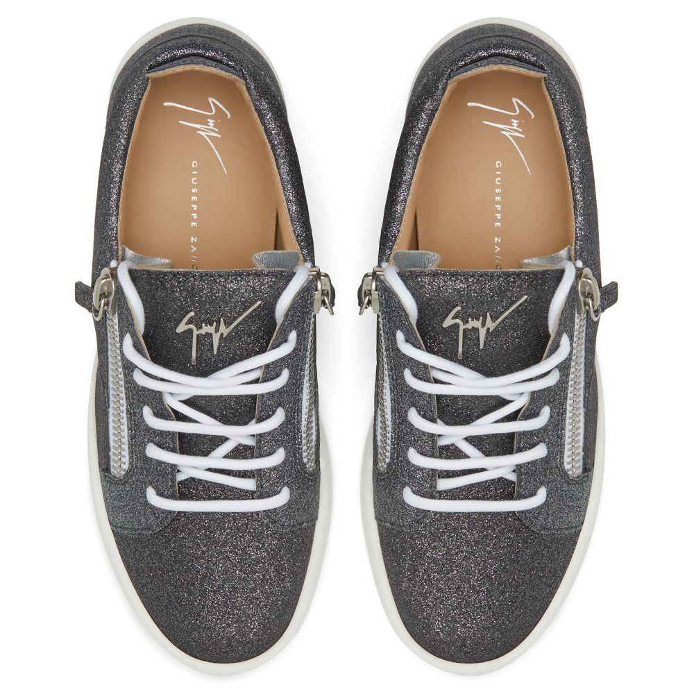 GAIL - Grey - Low top sneakers