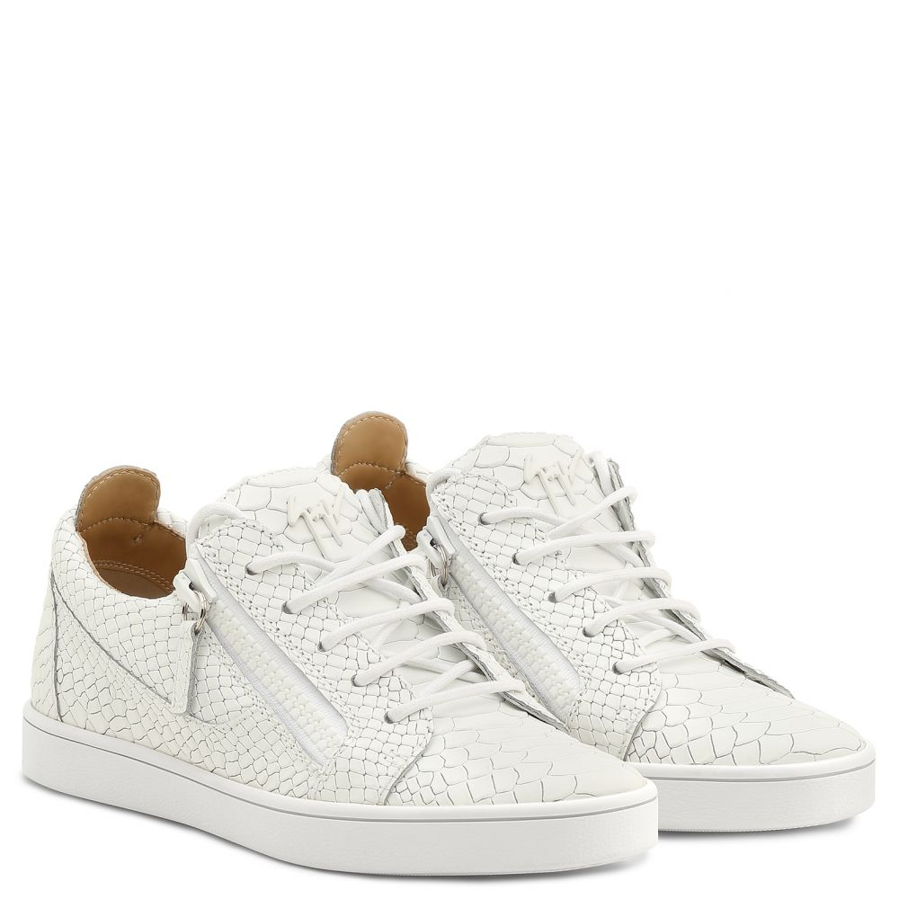 DIANN - White - Low top sneakers