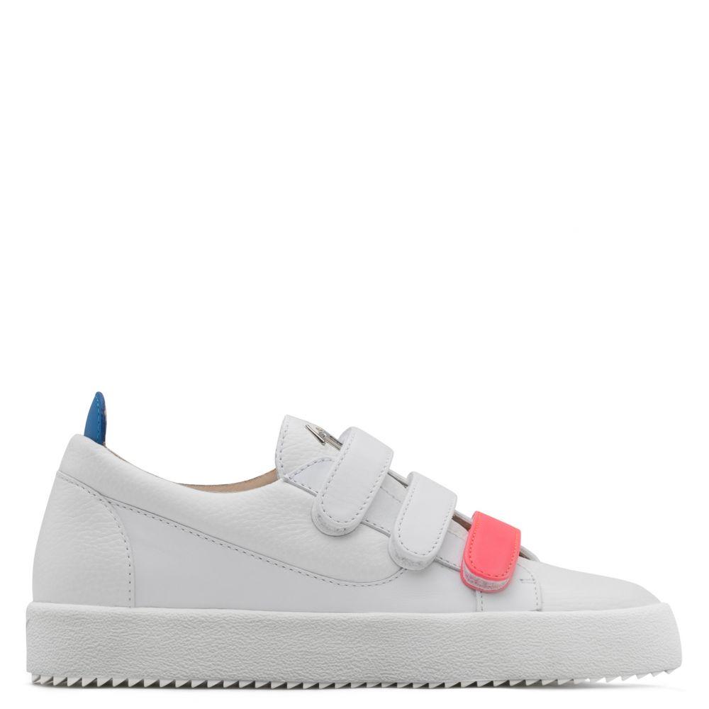 JODY - White - Low top sneakers