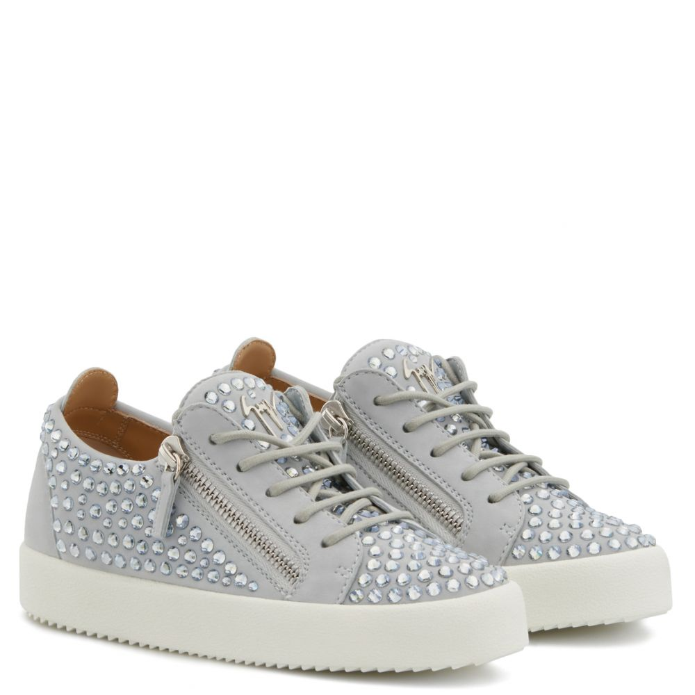 DORIS LOW JR. - Grey - Low top sneakers