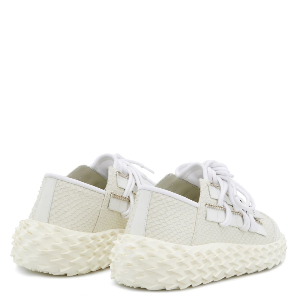 URCHIN - White - Low top sneakers
