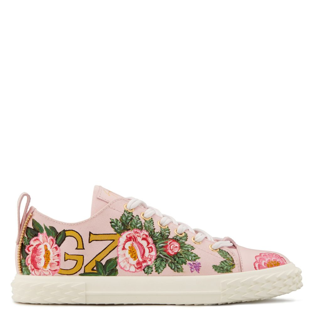 GZXSWAELEE - Pink - Low top sneakers