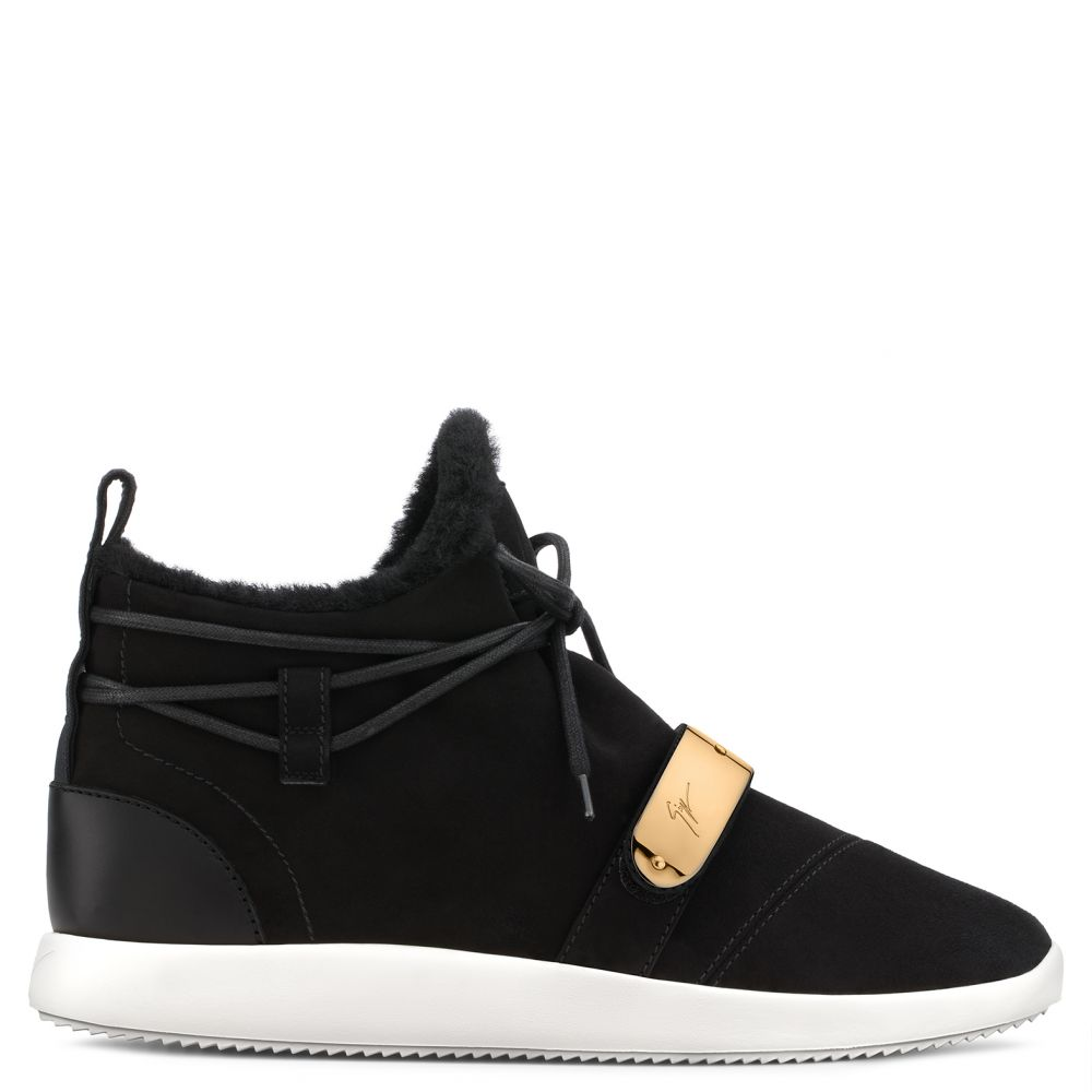 HAYDEN WINTER - Black - Low top sneakers