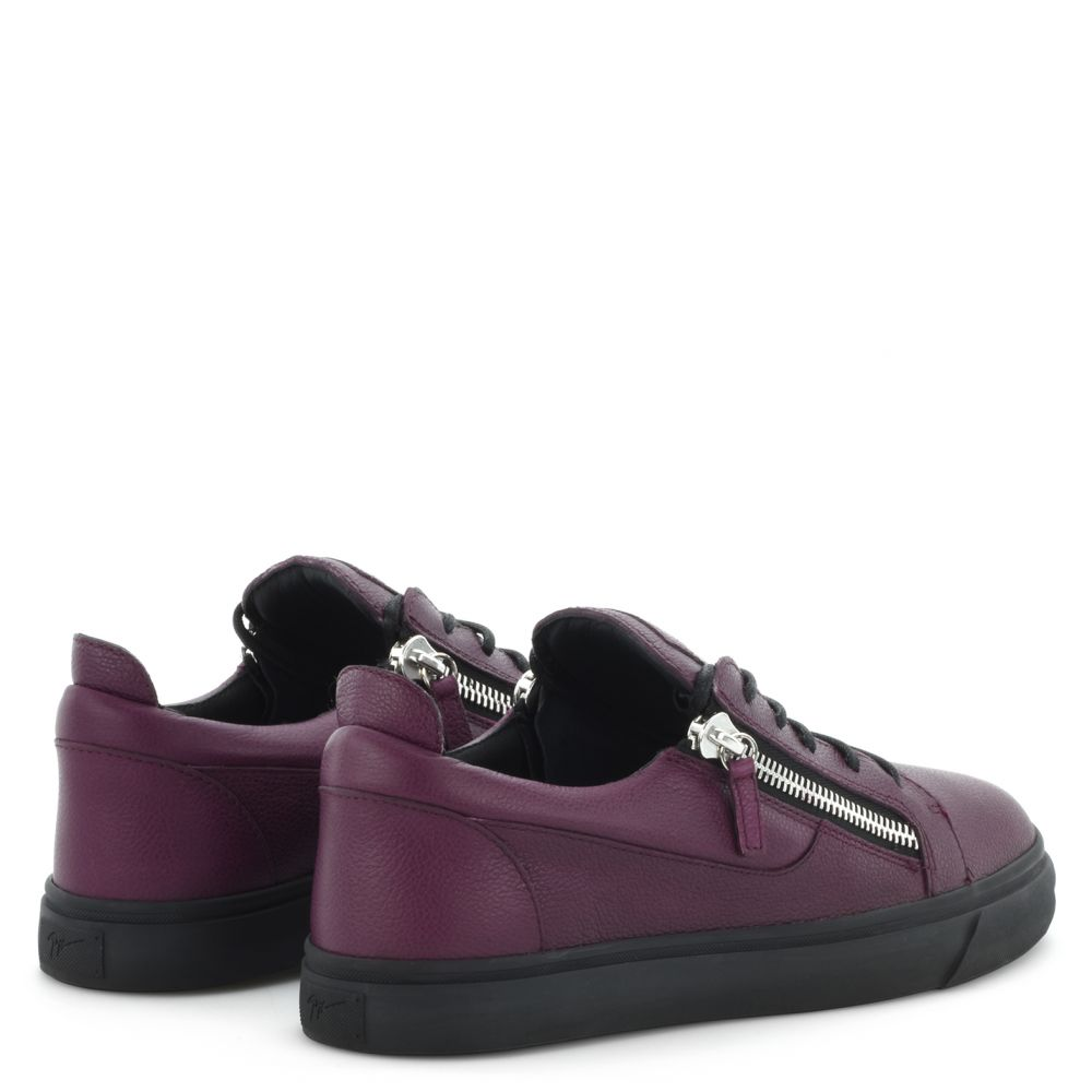 FRANKIE - Purple - Low top sneakers