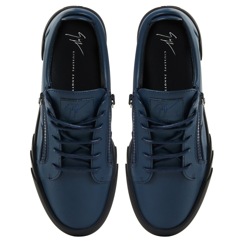 THE SHARK 5.0 LOW - Blue - Low top sneakers