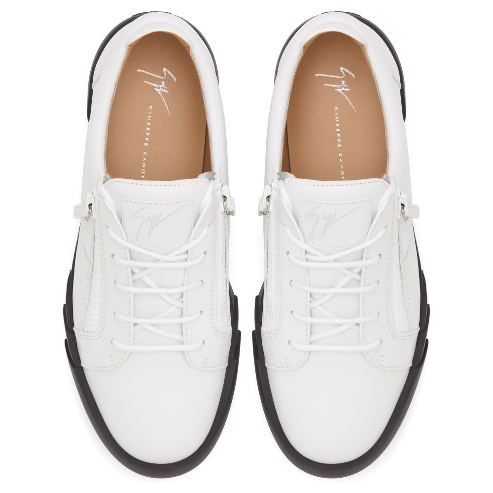 THE SHARK 5.0 LOW - White - Low top sneakers