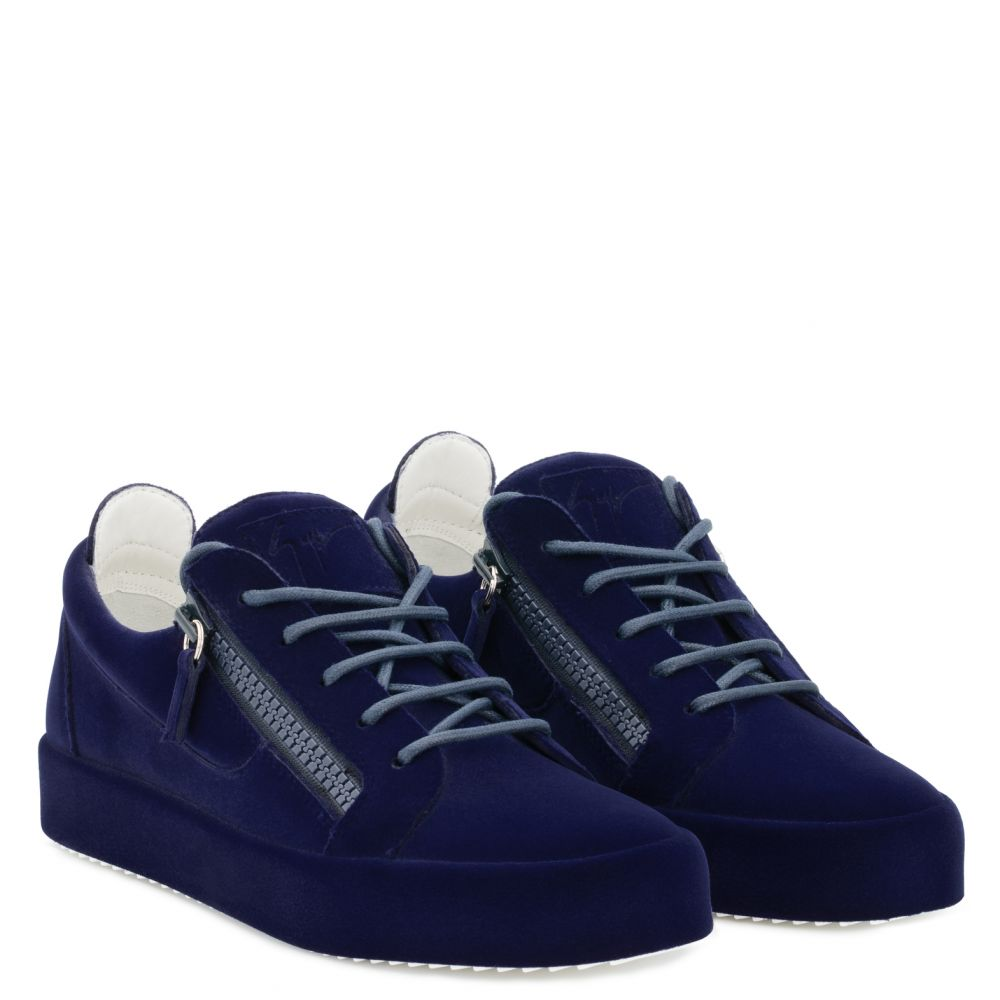 THE UNFINISHED - Blu - Sneaker basse