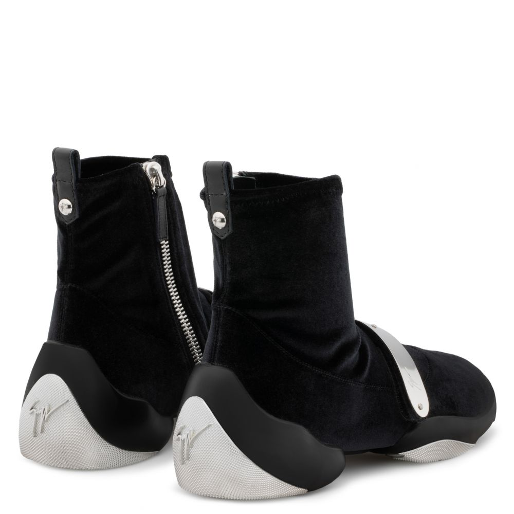 LIGHT JUMP HT2 - Nero - Sneaker alte
