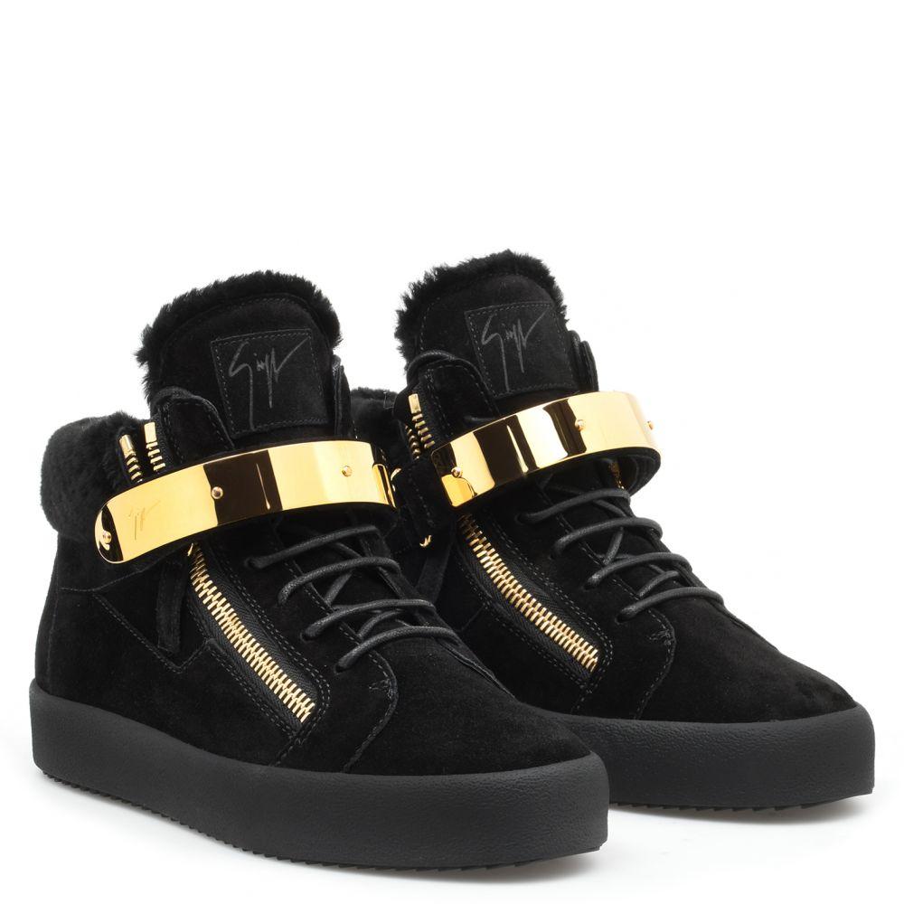 COBY - Black - Mid top sneakers