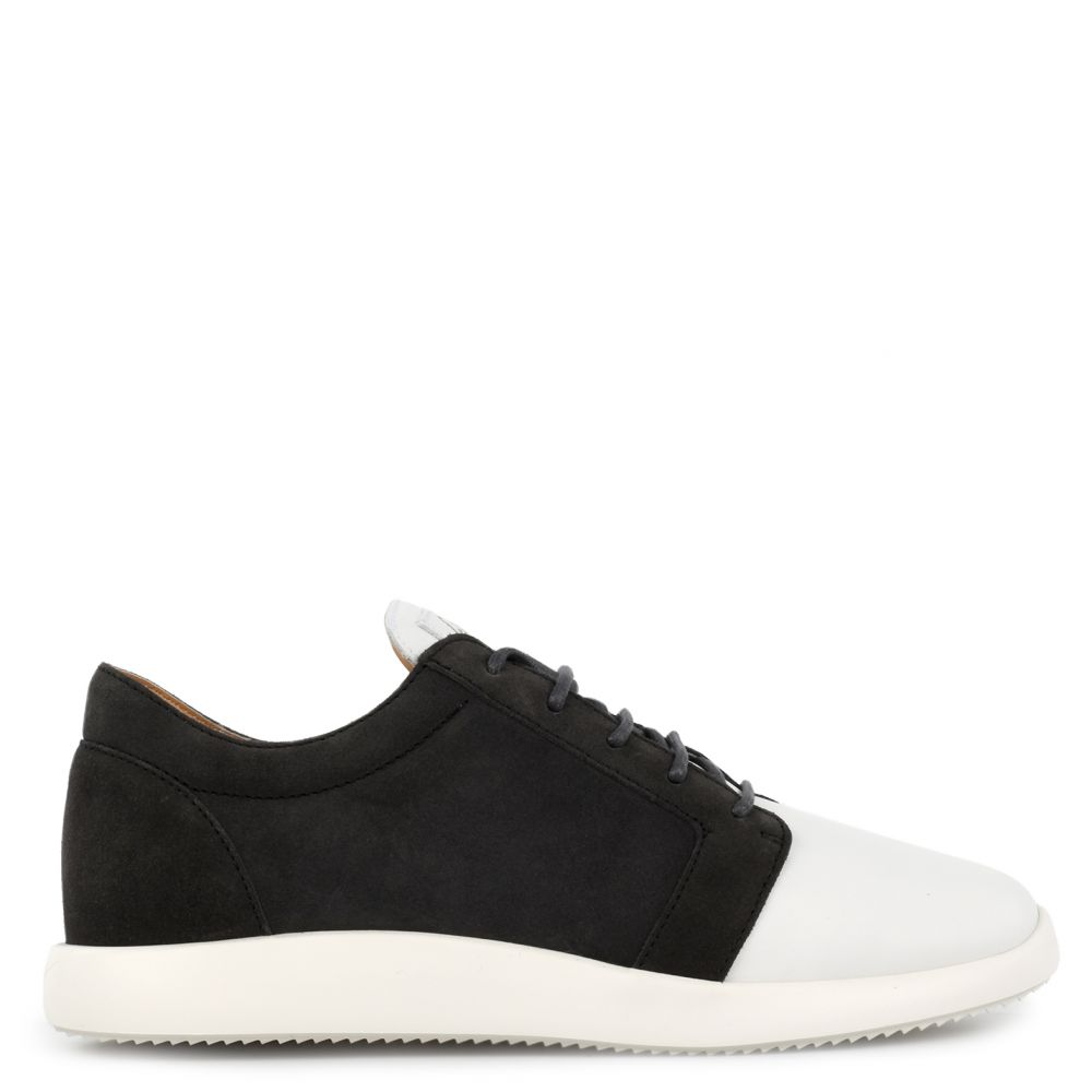 ROSS - Black - Low top sneakers