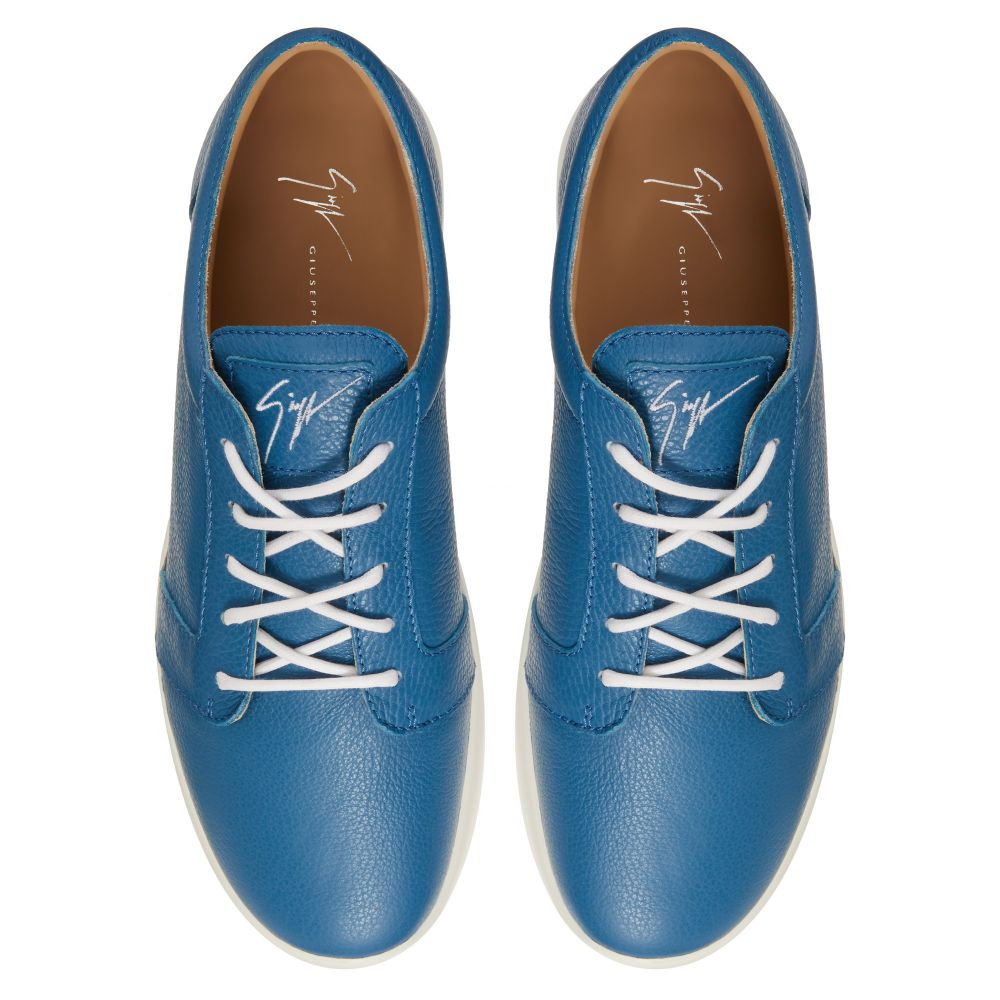 ROSS - Blue - Low top sneakers