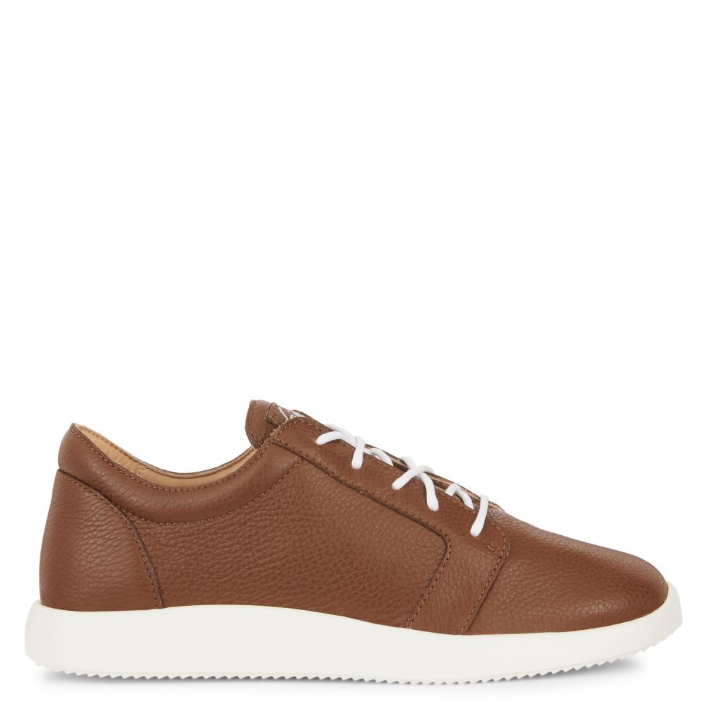 ROSS - Brown - Low top sneakers