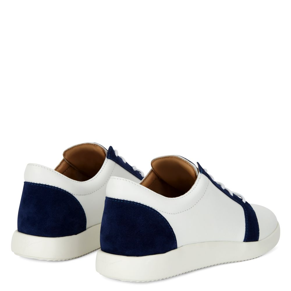 ROSS - White - Low top sneakers