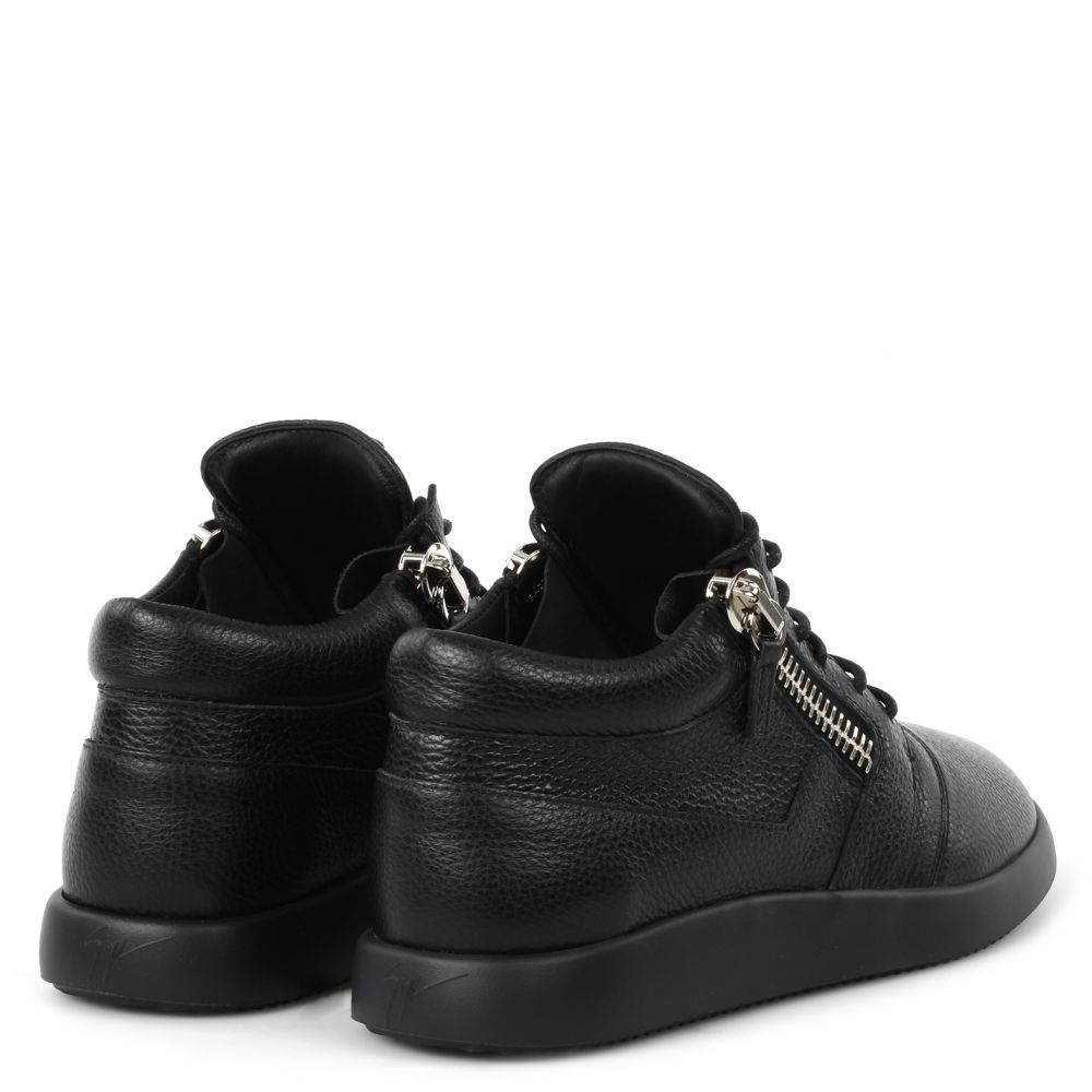 HAYDEN - BLack - Low top sneakers