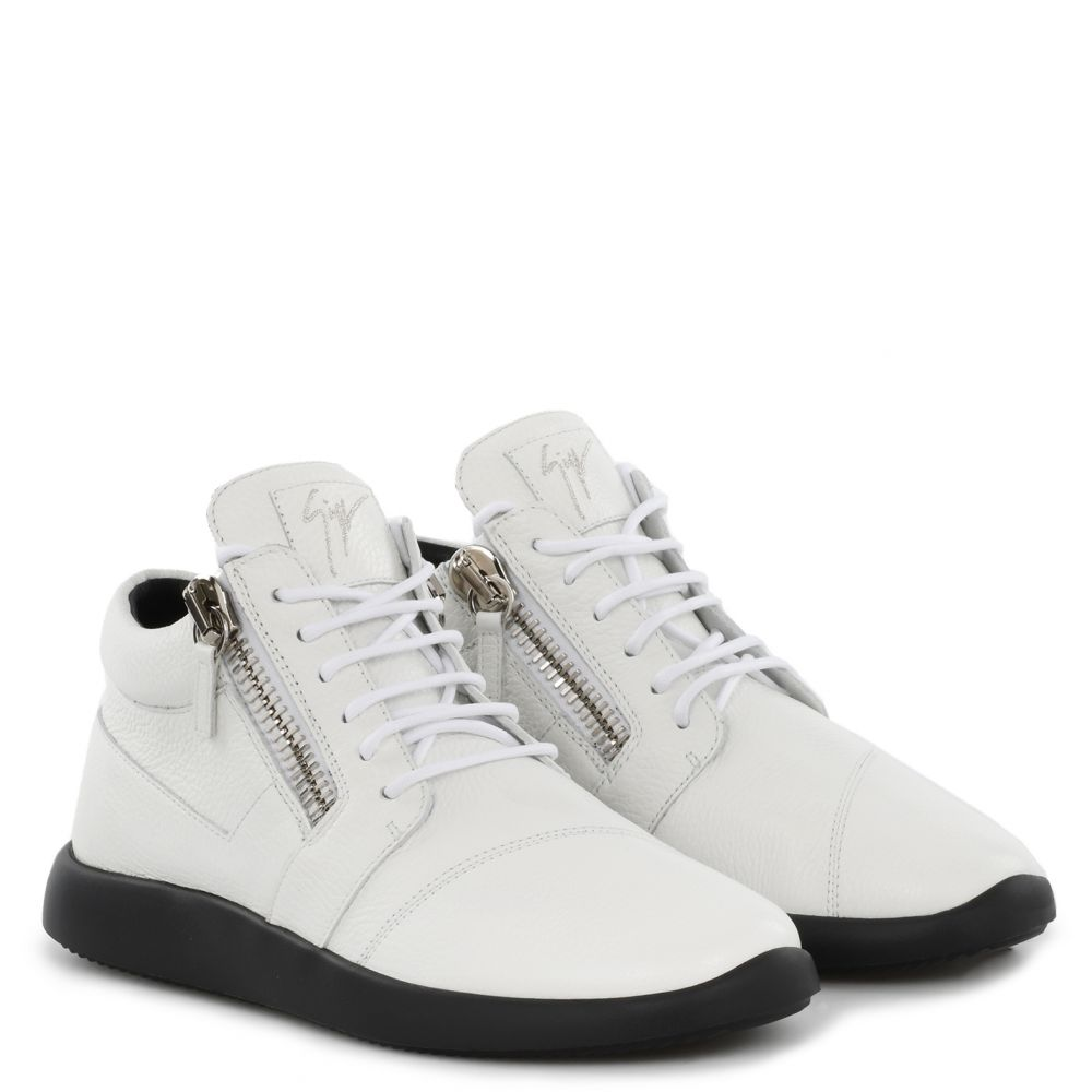 HAYDEN - White - Low top sneakers